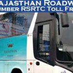 Rajasthan Roadways Enquiry Number
