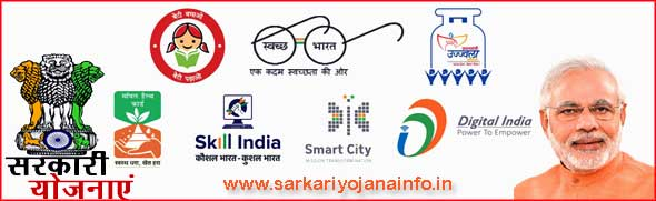 List of Government Schemes (Sarkari Yojana) in Hindi