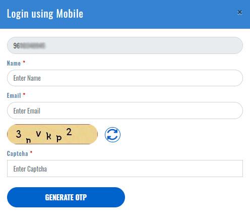 Self Online Registration For PM Kisan Maandhan Yojana २०१९