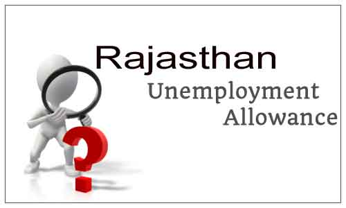 Rajasthan Unemployment Allowance