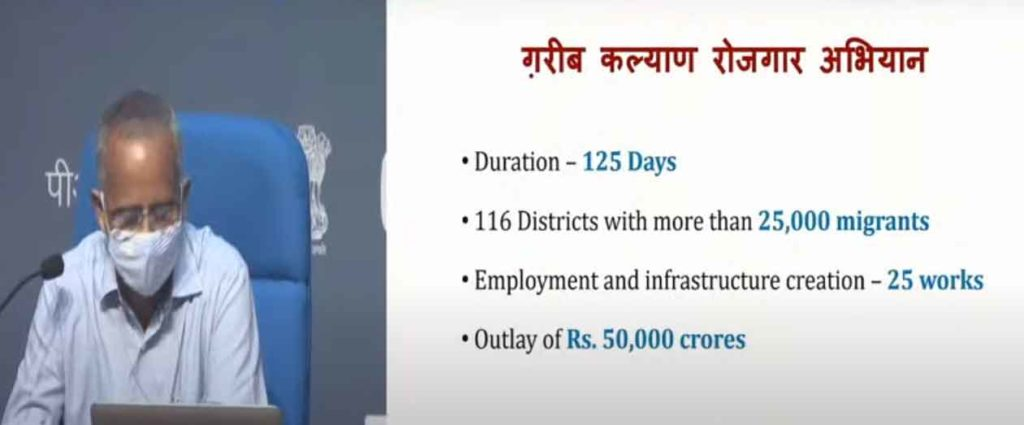 Who are the Major Beneficiaries of PM Employment Campaign Garib Kalyan Rojgar Abhiyan
