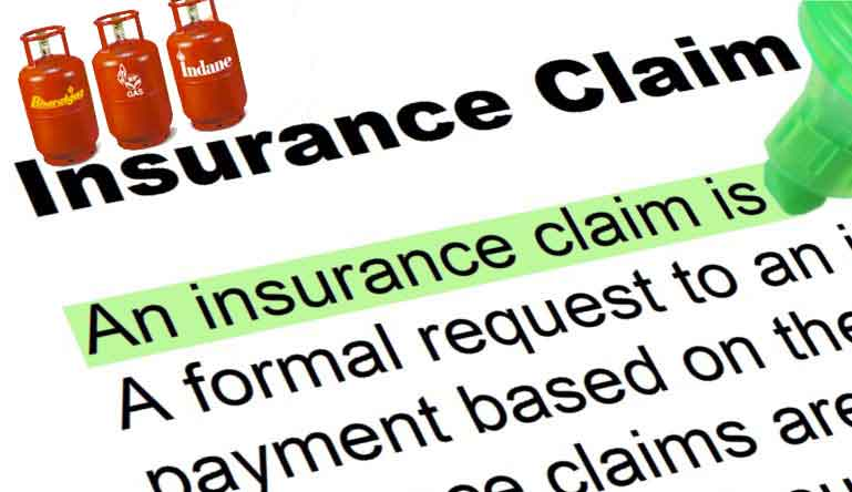 How To LPG Gas Insurance Claim