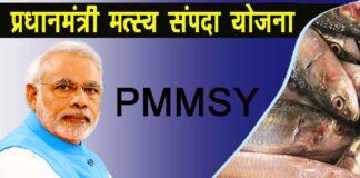 प्रधानमंत्री मत्स्य सम्पदा योजना (PMMSY)