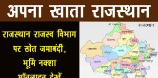 Apna khata Rajasthan Land Records Jamabandi Nakal