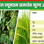 (MSP) for Rabi crops for marketing season 2022-23