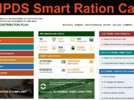 TNPDS Smart Ration Card Status: Application Form, Apply Online