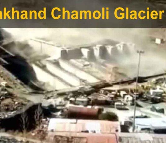 Uttarakhand Chamoli Glacier Burst