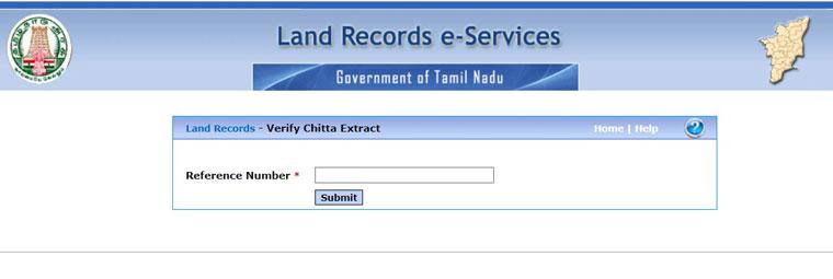 Verify Chitta Patta Records Online