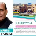 E-Chhawani gov in Portal for Online Civic Services